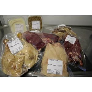Caissette de canard frais 1.8kg
