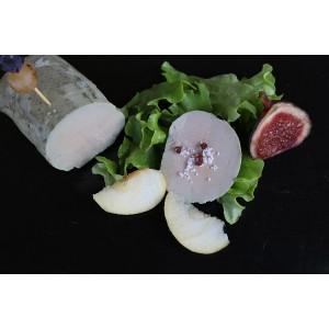 Foie gras de canard mi-cuit en ballotin