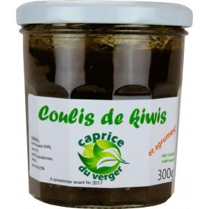 Coulis de kiwi 300g