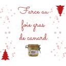 farce de canard au foie gras