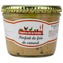 Parfait de foie de canard 180 gr 4-5 parts