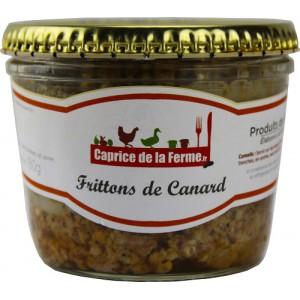 Frittons de canard 180g